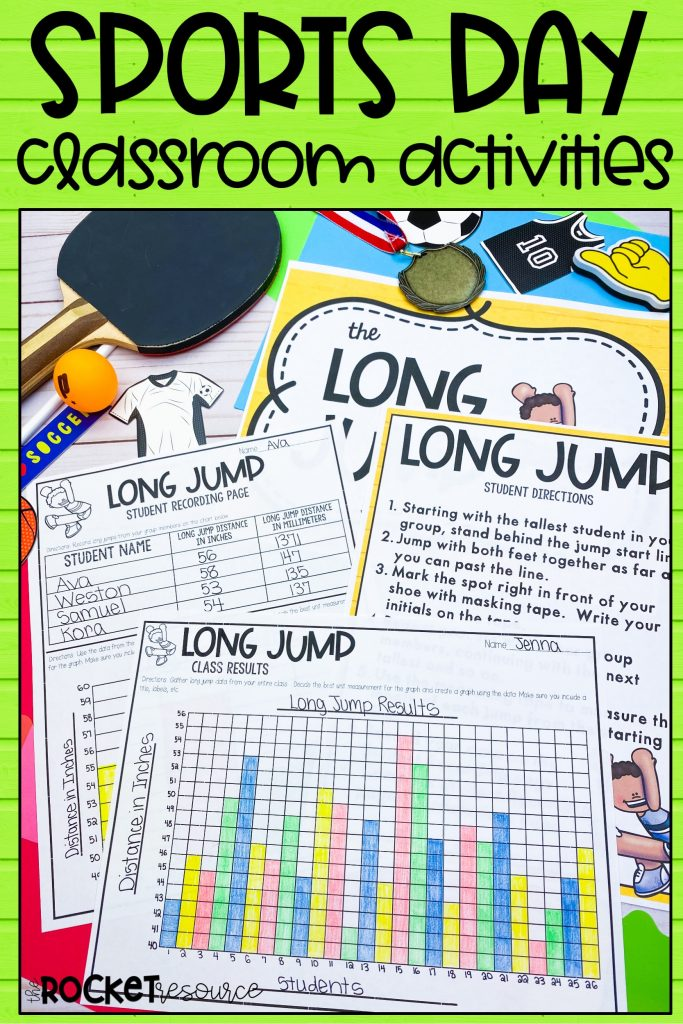 sports day learning activities