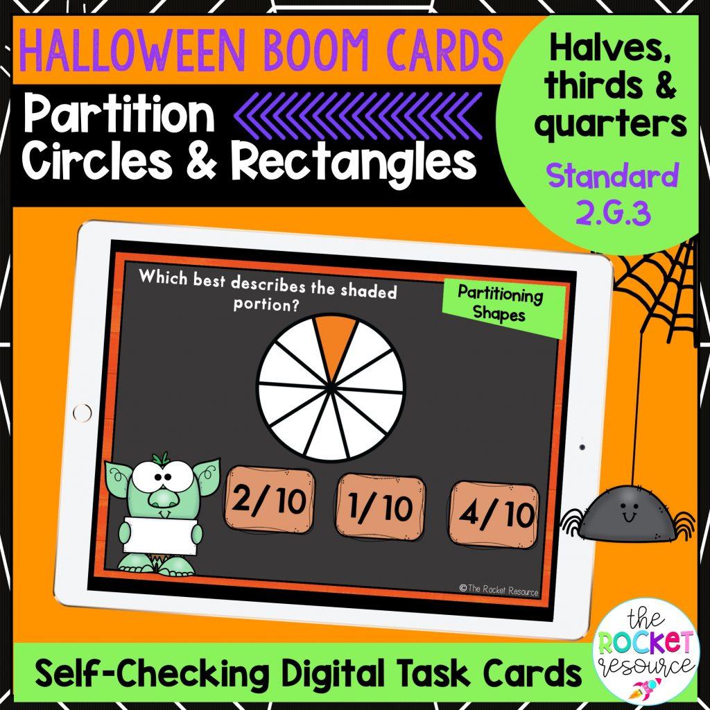 Halloween fractions